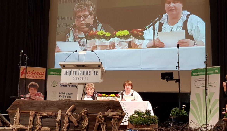 Landfrauentag in Straubing