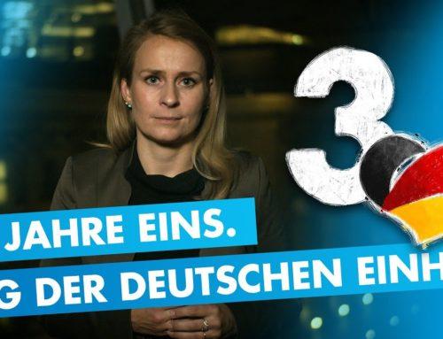 30 Jahre Eins – Tag der Deutschen Einheit | Corinna Miazga
