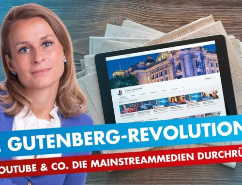 "Disruption der ""Alt""-Medien durch YouTube, Facebook, Twitter & Co. 