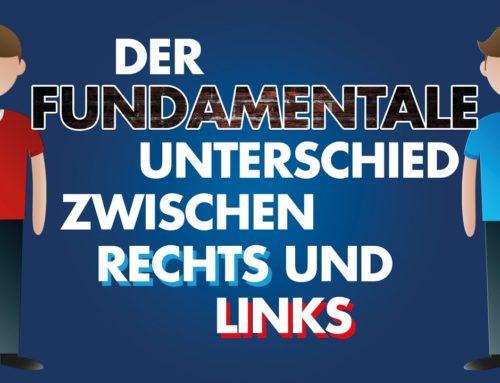 Unterschied zwischen rechts und links erklärt | Corinna Miazga aus dem Deutschen Bundestag