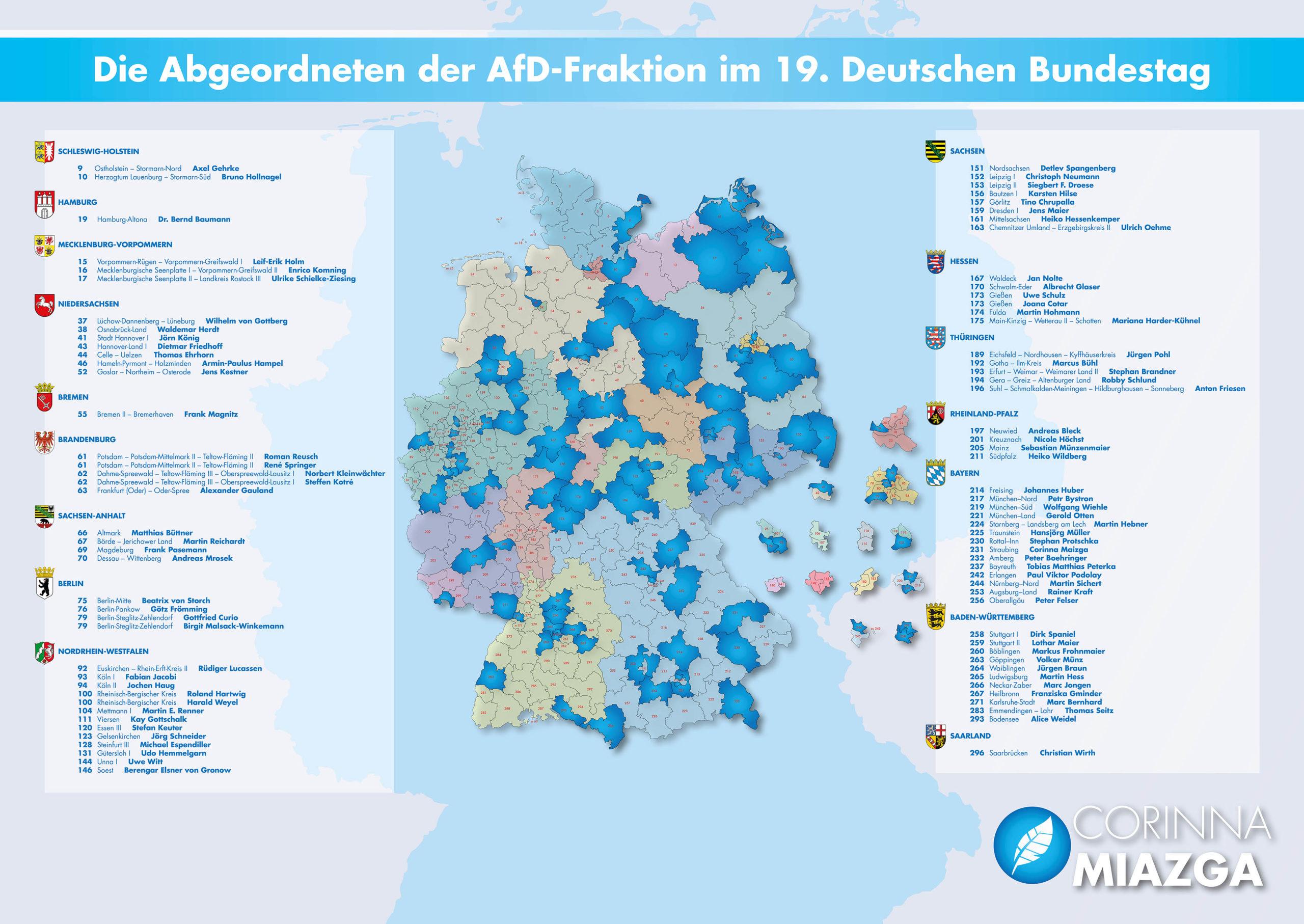 Bundestag Abgeordnete