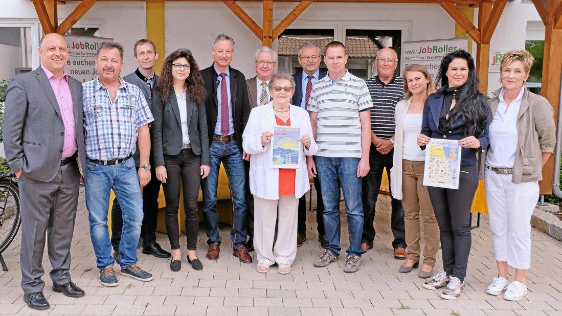 Interessengemeinschaft Straubing - im Osten geht die Sonne auf