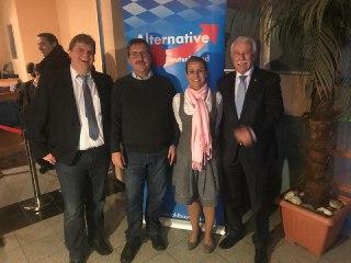 Landesparteitag in Greding 2018