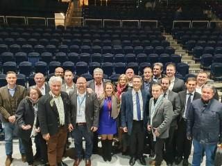 Bundesparteitag in Braunschweig - zweiter Tag