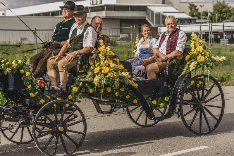 Volksfest Gäuboden 2018