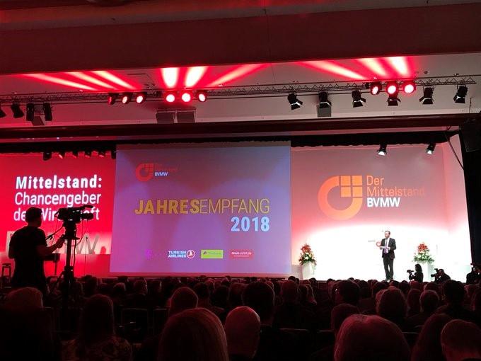 BVMW-Jahresempfang 2018