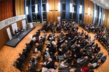NZZ Podium in Berlin