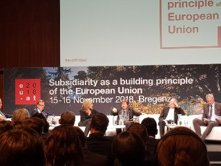 Bregenz - Subsidiarität