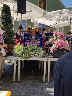 Schrannenmarkt in Straubing