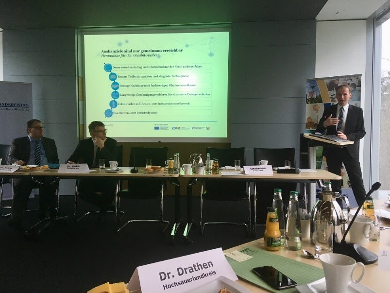 Kommunalkonferenz Deutscher Landkreistag in Berlin
