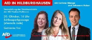 KV Südthüringen mit Huber
