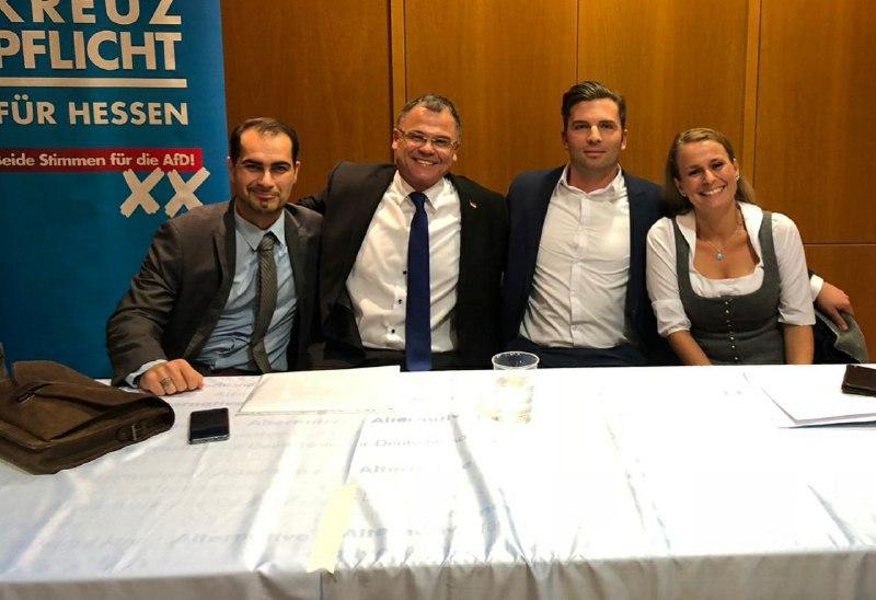 Endspurt Landtagswahl in Hessen