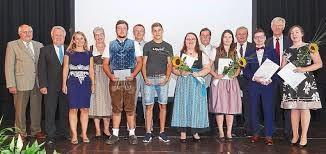 Abschlussfeier Berufsschule 1 2018