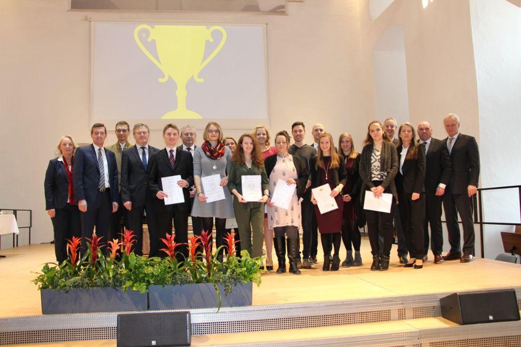 Abschlussfeier der MFS 2019