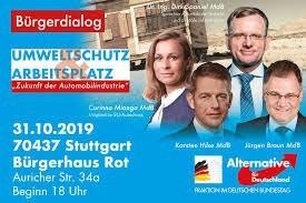 Bürgerdialog in Stuttgart