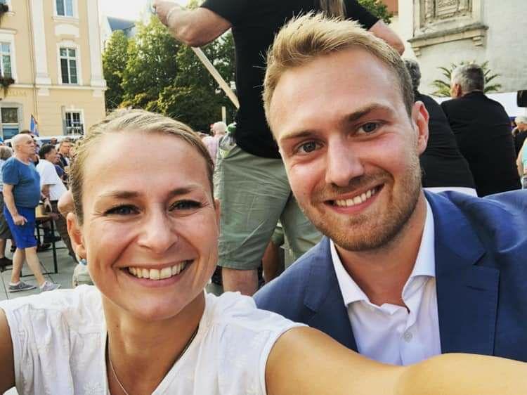 Görlitz - Abschlusskundgebung