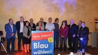 Kommunalwahlauftakt KV Traunstein