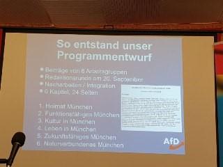 Stammtisch AfD München