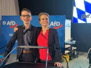 Landesparteitag in Greding 2019