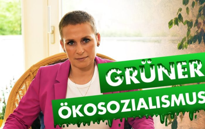 Corinna Miazga - Grüner Ökosozialismus