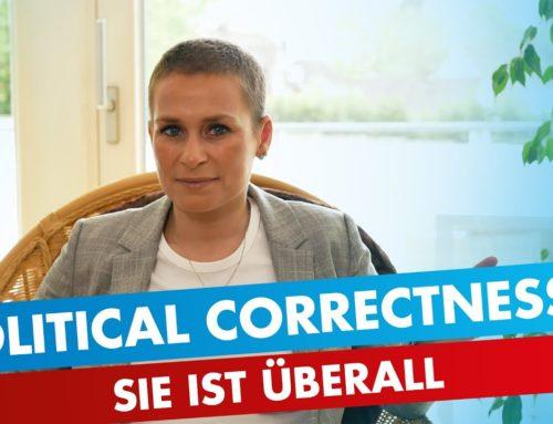 Political Correctness – von der Gesinnungspolizei bis zur Meinungsdiktatur mit Corinna Miazga