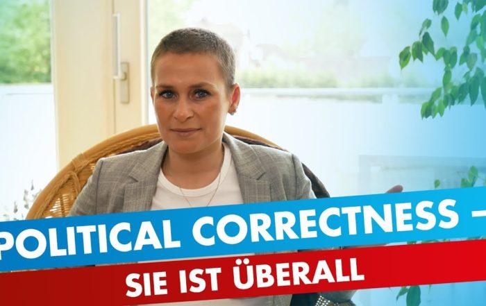Political Correctness - von der Gesinnungspolizei bis zur Meinungsdiktatur mit Corinna Miazga