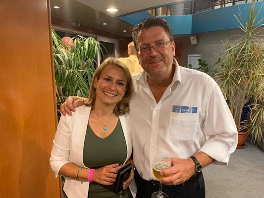 Brandheiß mit Corinna Miazga und Stephan Brandner