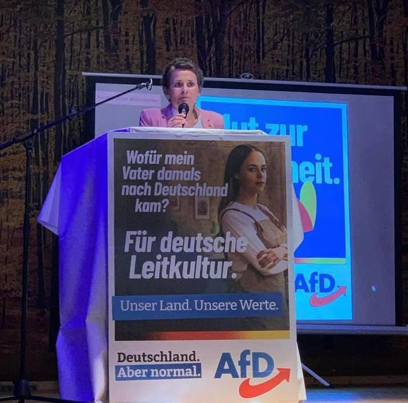 AfD Wahlkampfauftakt Niedersachsen