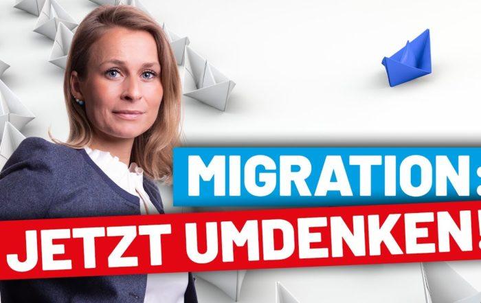 Neue Migrationswelle aus Afghanistan? Warum wir dringend umdenken müssen! Corinna Miazga MdB